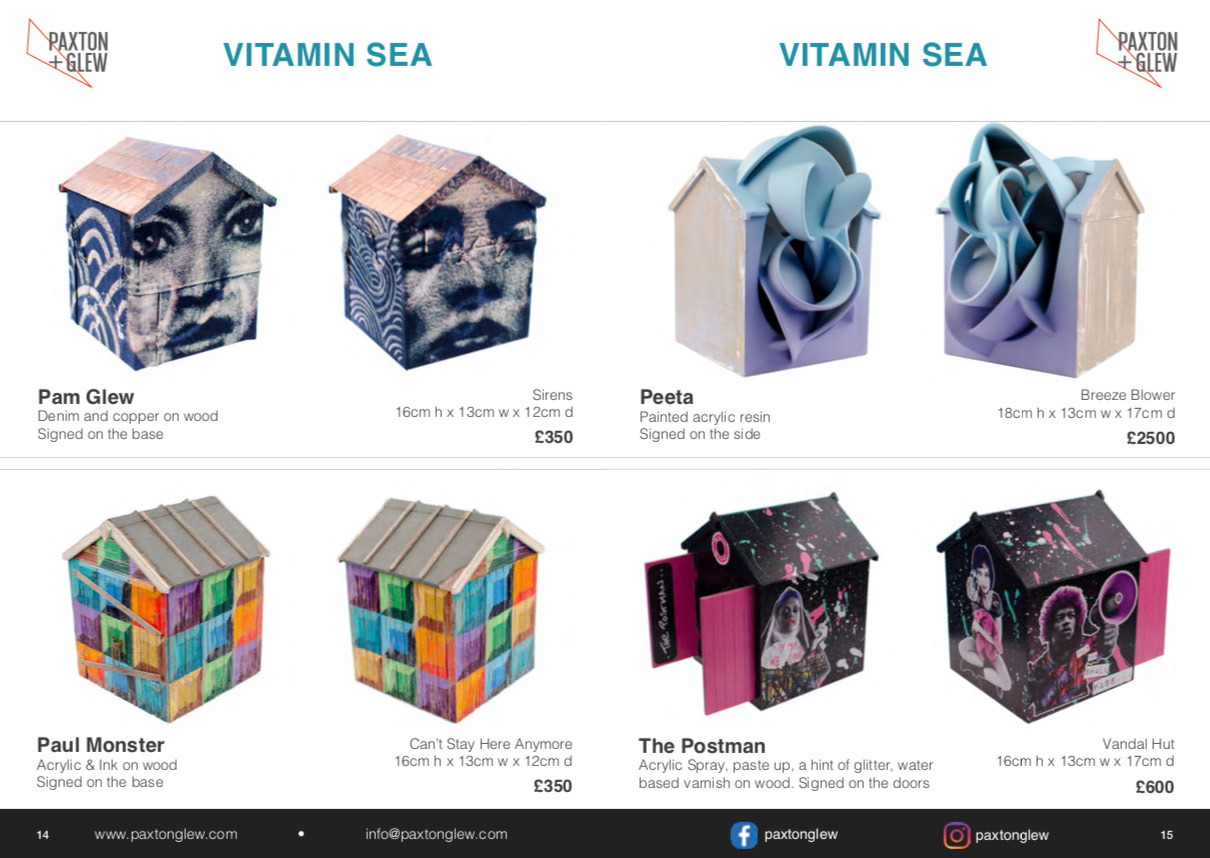 Download Vitamin Sea Catalogue 15